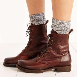 Frye Veronica Combat Boot 7